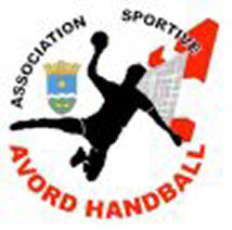 Logo Association Sportive Avord Handball